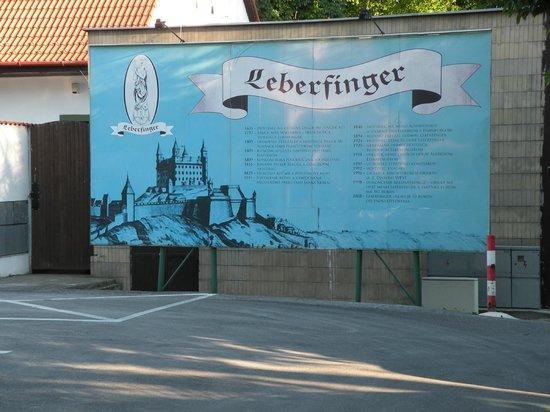 """il ristorante """"Leberfinger"""""""