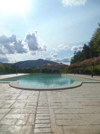 Il Moro Country House: swimming pool