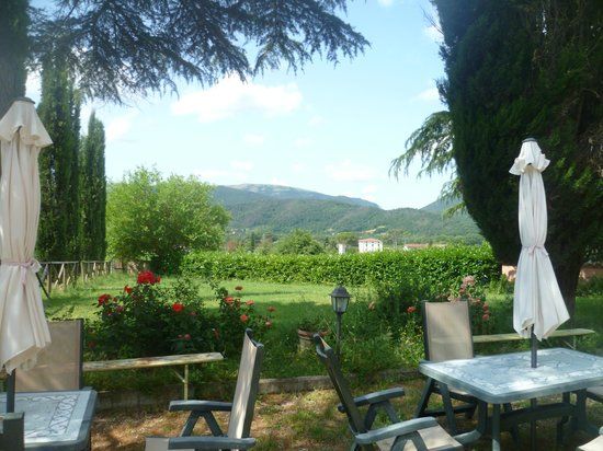 Il Moro Country House : view terras