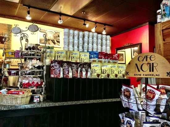 Cafe Noir: Lots of great European products