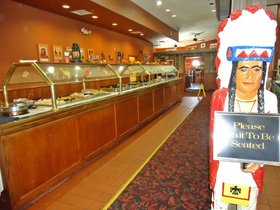 Ramada Williams/Grand Canyon Area: breakfast
