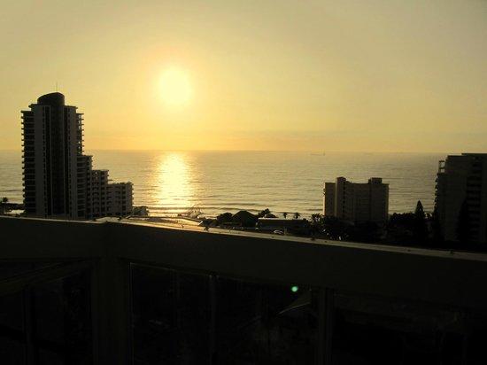 Protea Hotel by Marriott Durban Umhlanga: Aussicht auf den indischen Ozean