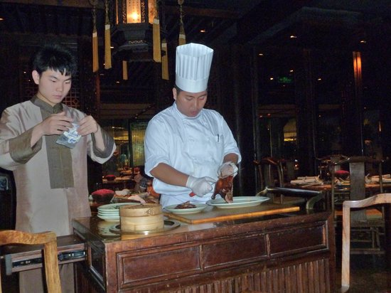 The Peninsula Beijing: Peking Duck