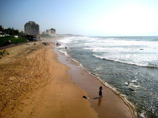 Protea Hotel by Marriott Durban Umhlanga: Strand von Umhlanga