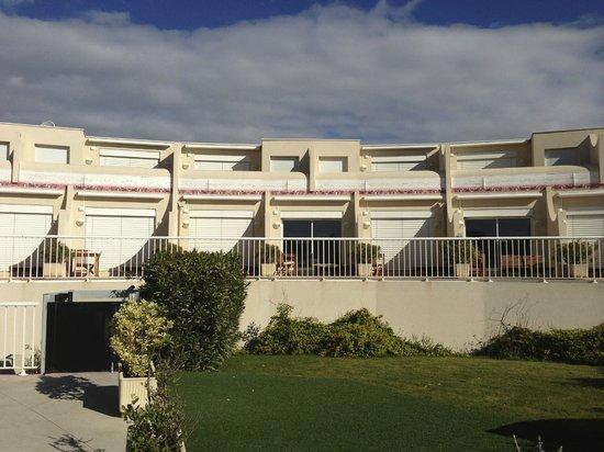 Part hotel picture of jardin d 39 eden cap d 39 agde for Jardin d eden