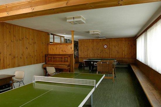 Jugendherberge Klosters: Gemeinschaftsraum