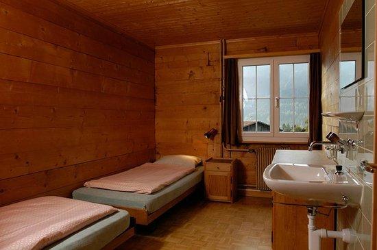 Jugendherberge Klosters: Doppelzimmer