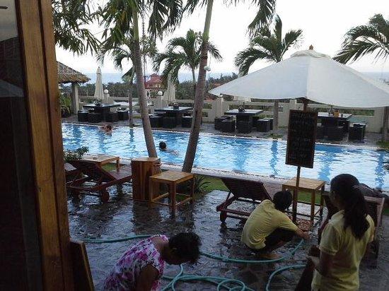 Mui Ne Hills Villa Hotel: prachtig zwembad