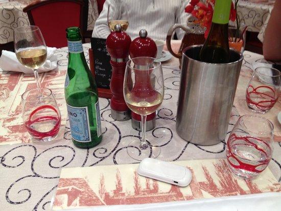 Le Petit Marche : la table du petit marche a maintenon!!!