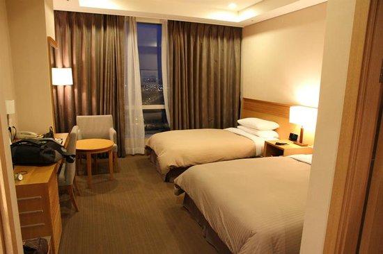 Songdo Bridge Hotel: 客室
