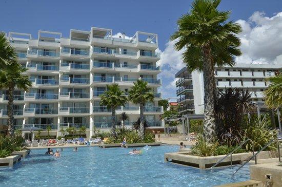 Blaumar Hotel: Zwembad