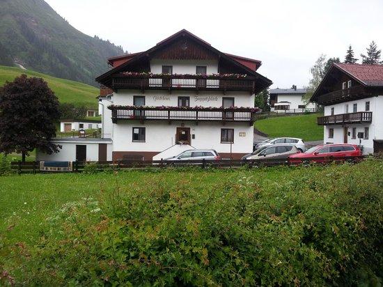 Gastehaus Zugspitzblick: Vista Hotel