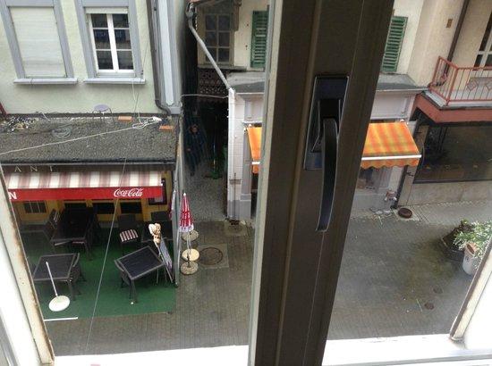 Hotel Blume: Streetview