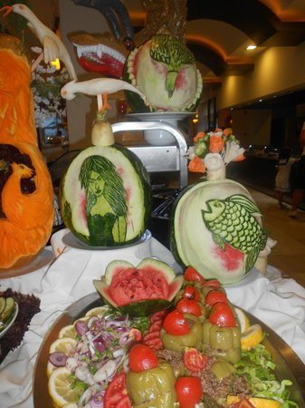 Telatiye Resort: Melons!