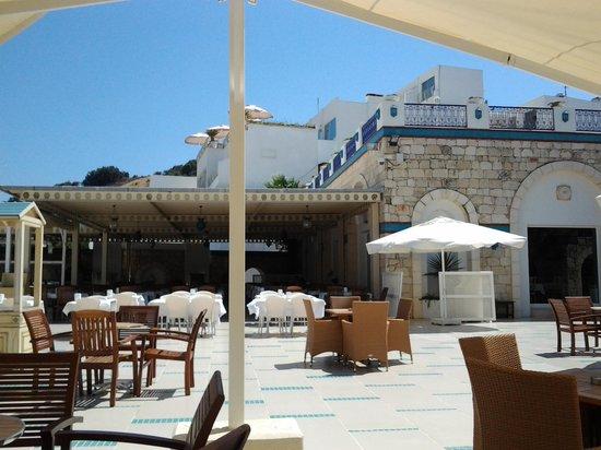 Salmakis Resort & Spa: ana restoran