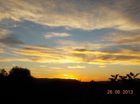 Zur alten Mine: Sunrise