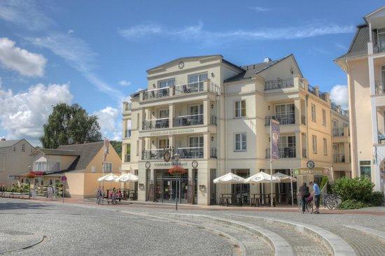 SEETELHOTEL Ostseeresidenz Heringsdorf