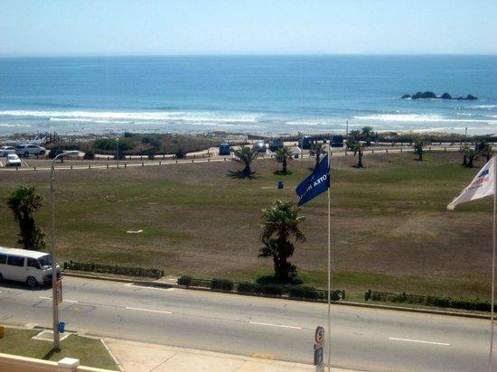 Protea Hotel by Marriott Port Elizabeth Marine: Aussicht vom Zimmer