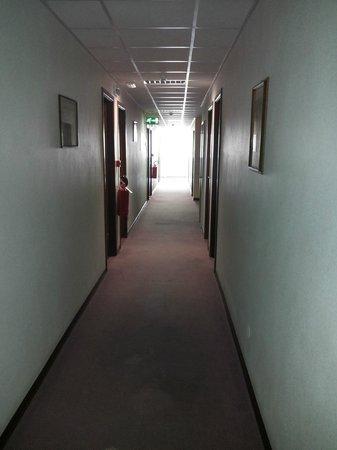 Hotel Montreal: Corridoio primo piano