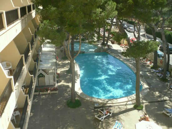 Hotel Bella Playa & Spa: Aussenpool