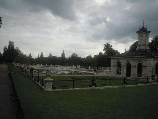 The Gresham Hotel: Kensington Gardens-Giardini Italiani