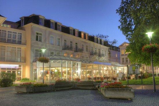 SEETELHOTEL Pommerscher Hof: Hotel Pommerscher Hof , Seebad GHeringsdorf / Insel Usedom
