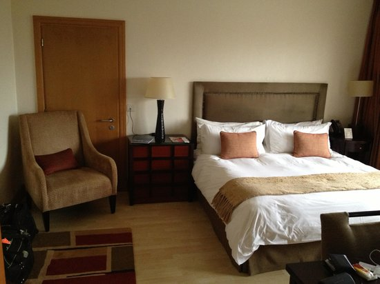 The Federal Palace Hotel: My Room