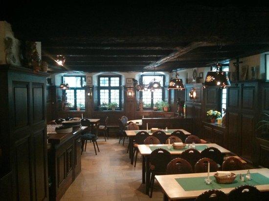 Restaurant Alt-Ringlein: Gastraum