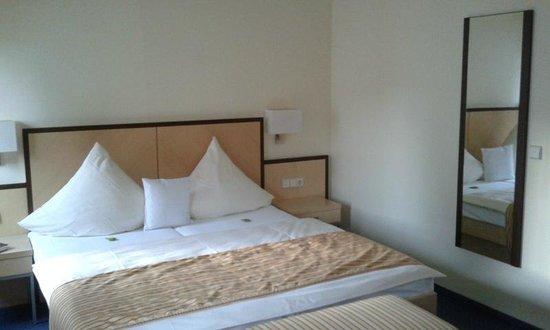 Schlosshotel Ingelfingen: Zimmer