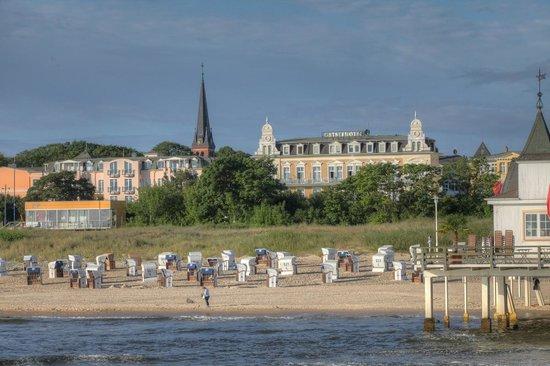 SEETELHOTEL Ostseehotel Ahlbeck , Insel Usedom