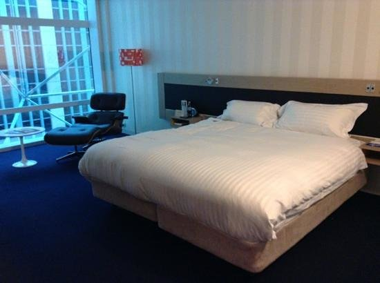Novotel Melbourne on Collins: Premier room