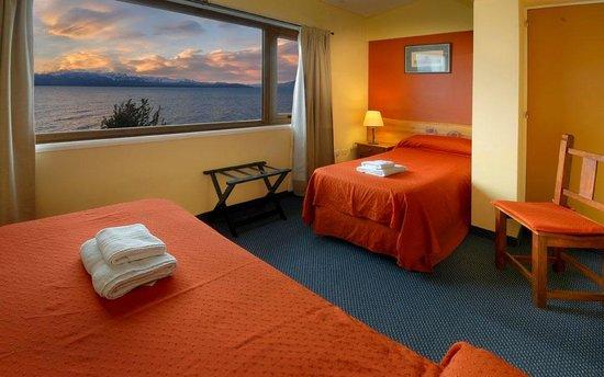 Hotel Patagonia: Habitación doble de un departamento I