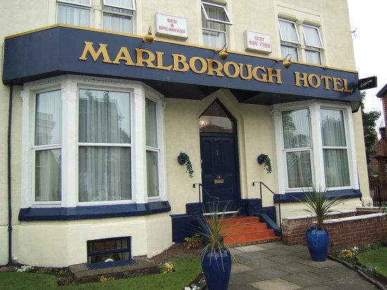 Marlborough Hotel: Front