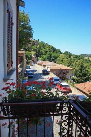 Hotel Bonconte: Balcony