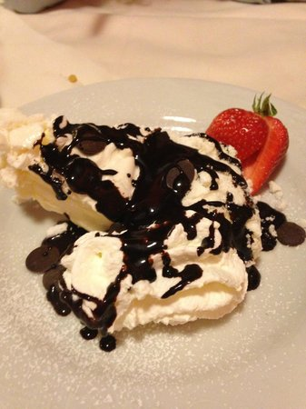 Fra Pappina : torta meringata