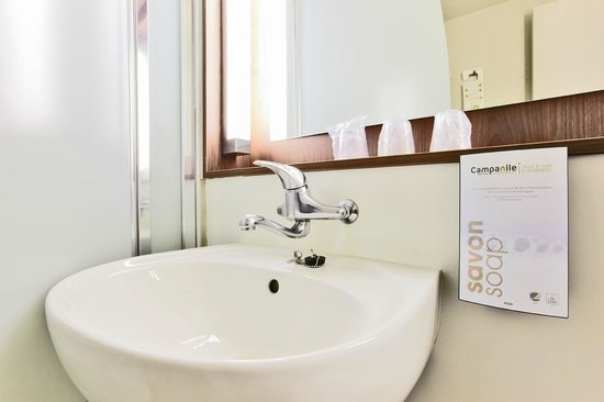 Campanile Bordeaux Sud - Gradignan - Talence : Bathroom