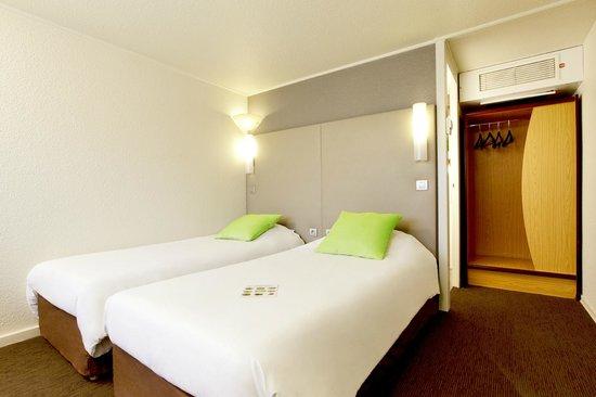 Campanile Bordeaux Sud - Gradignan - Talence : Bedroom