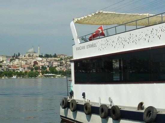 Manzara Istanbul: MANZARA endlich auch auf dem Wasser