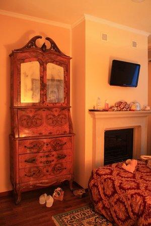 Hotel Bonconte: Suite del Duca Living room