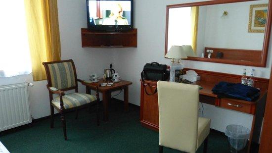Hotel Artur: Zimmer