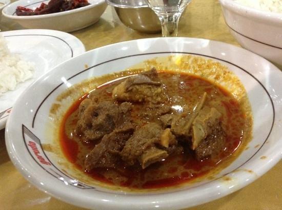 Restaurant Garuda: 説明文を追加