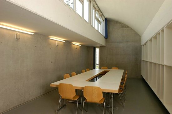 Lausanne Youth Hostel: Seminarraum