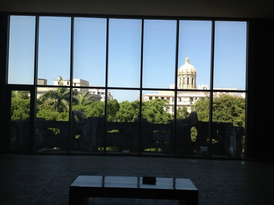 Museo Nacional de Bellas Artes: View from the top