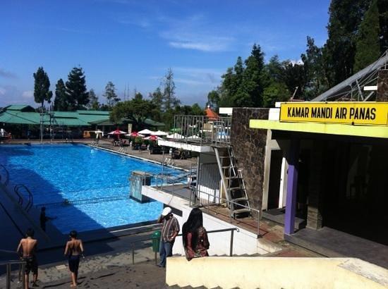 Hotel Selecta : the pool