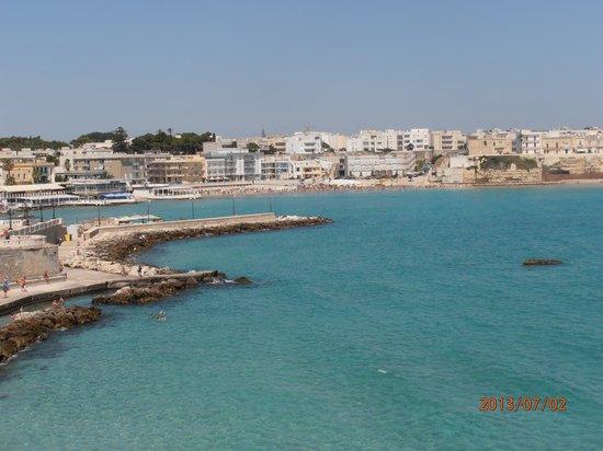 B&B Notos: Otranto città