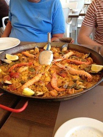 Foto de Montgo Restaurant