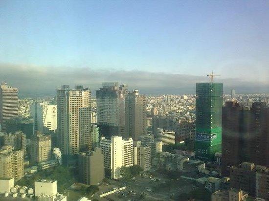 Hotel One Taichung: 俯瞰台中