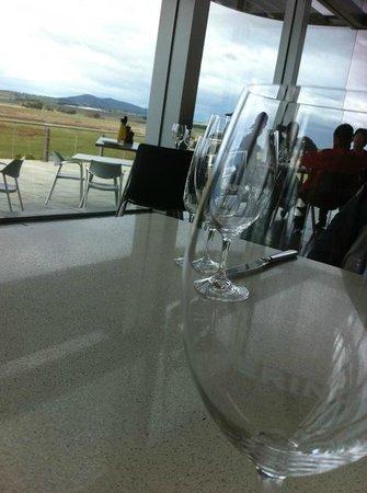 Wine Bar Restaurant @ Yering Station : View