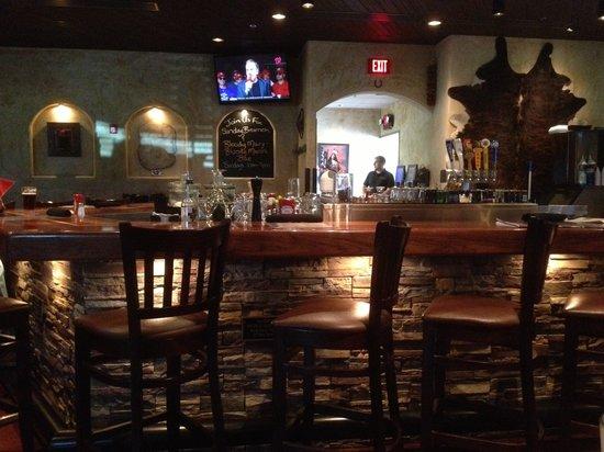 Hollie's Flatiron Steakhouse : Hollie's Bar Area.
