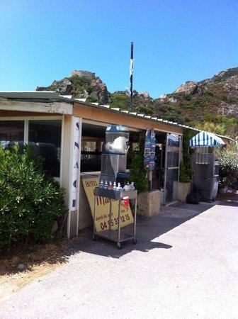 Hotel Marinella Restaurant
